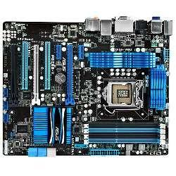ASUSTek マザーボード Intel LGA1155/DDR3メモリ対応 ATX P8Z68-V