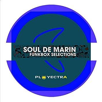 Soul De Marin Presents Funkbox Selections