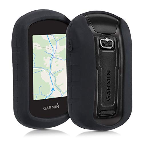 kwmobile Cover in silicone compatibile con Garmin eTrex Touch 25/35 - Custodia protettiva antiscivolo compatibile con dispositivi GPS di navigazione - Protezione navigatore