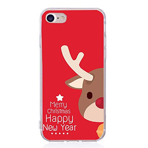 HASGK Silicone Phone Cases für 7 Plus 6 6S 5 5S SE 8 Plus X XR XS Maximaler Fall TPU-Fall Phone Cases-A06_for iPhone 6 6S