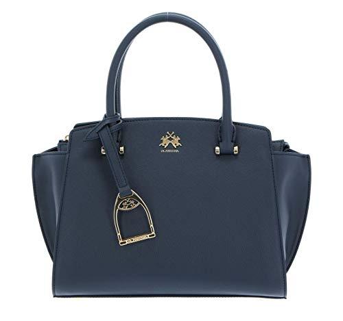 La Martina Valeria handbag Navy