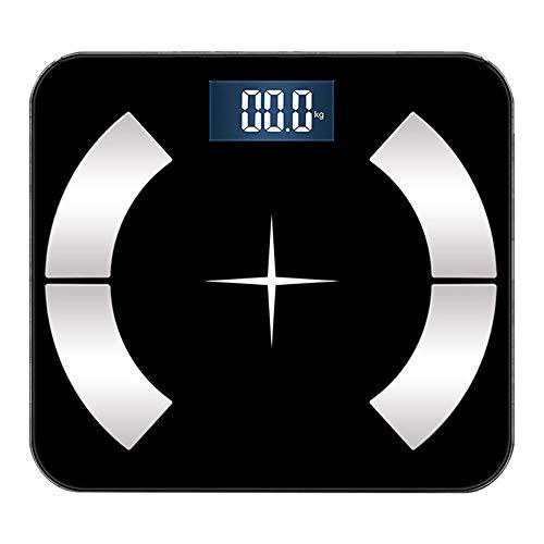 H-OUO balanzas digitales, Precisa simples de la casa Báscula Appearancewith alta precisión calibrador de tensión del sensor, for el peso corporal composición corporal Analizador ,Por antropométrica