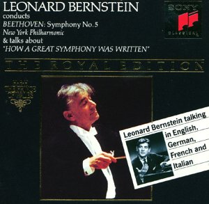 Beethoven: Symphonie No. 5 mit Erläuterungen von Leonard Bernstein