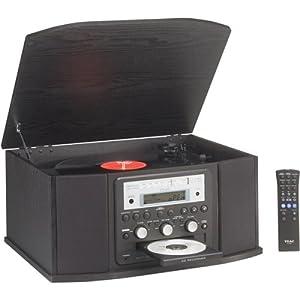 TEAC GF-350 Turntable / CD-Recorder