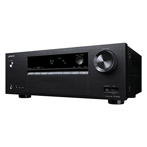 Great Deal! Onkyo TX-SR353 5.1-Channel A/V Receiver