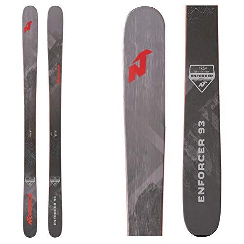 Nordica 2020 Enforcer 93 Skis (185)