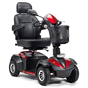 Drive Medical Envoy 8 Plus Class 3 Mobility Scooter - Red