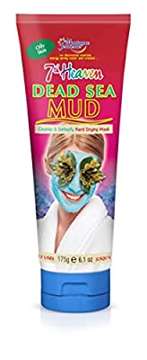 7th Heaven Dead Sea Mud Face Mask Tube, 175 g from Montagne Jeunesse