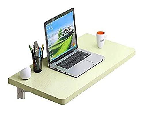 CDPC Mesas auxiliares Escritorio para computadora portátil Estantería Mesa de Escritura Tableta Mesa de Madera/Mesa de computadora/Mesa de Comedor/Escritorio Flotante/Banco de Trabajo (Ta