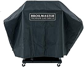 Broilmaster DPA110 Large Black Cover for Use with 2-Side Shelves