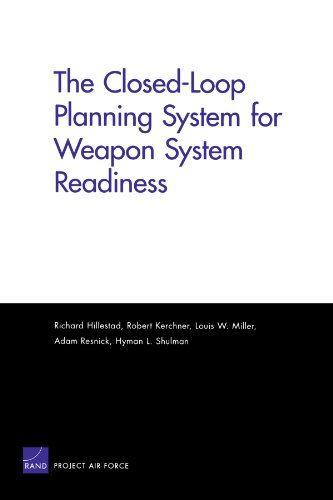 The Closed-Loop Planning System for Weapon System Readiness