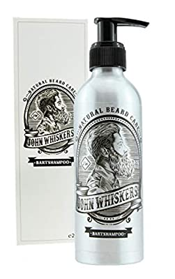 John Whiskers Bartshampoo Made