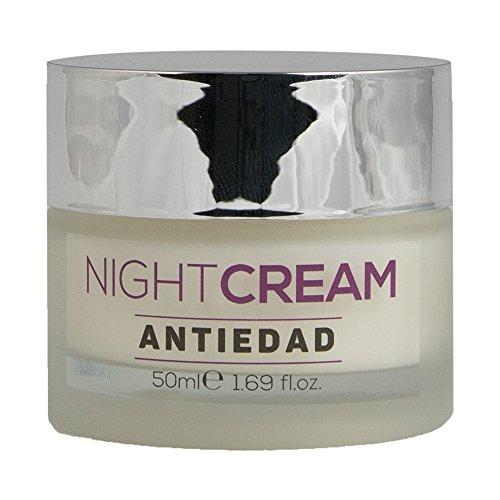 ORX Crema Anti-Age Night Cream con aceite de chufa natural y veneno de abeja (bee venom, apitoxina)