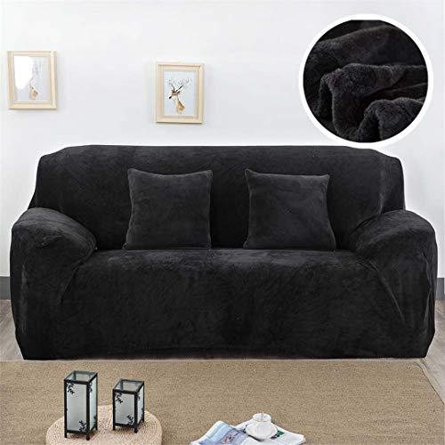 Mdsgfc - Funda elástica para sofá (1/2/3/4 plazas), Color 5, 1-seater(90-140 cm)