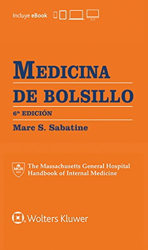Medicina de bolsillo, 6.ª (Spanish Edition)