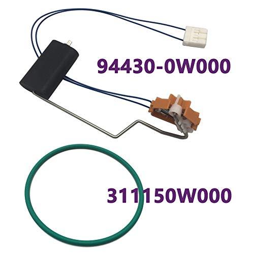 JSD Main Fuel Gauge Level Sending Unit + O Ring kit for Hyundai Santa Fe 2006 2007 2008 2009 ref#94430-0W000