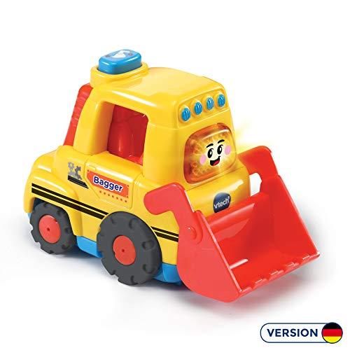 Vtech 80-507804 TUT Baby Flitzer - Bagger Babyspielzeug