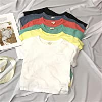 韓国子供服 Gallery ベーシックデザインポケットTシャツ