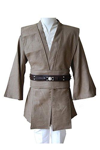 Mace Windu Túnica Cosplay Disfraz Suit para adultos XXXL
