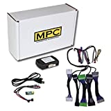 MPC OEM Remote Activated Remote Start Kit for 2014-2020 Nissan Rogue Key-to-Start