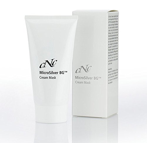 CNC cosmetic MicroSilver BG Cream Mask