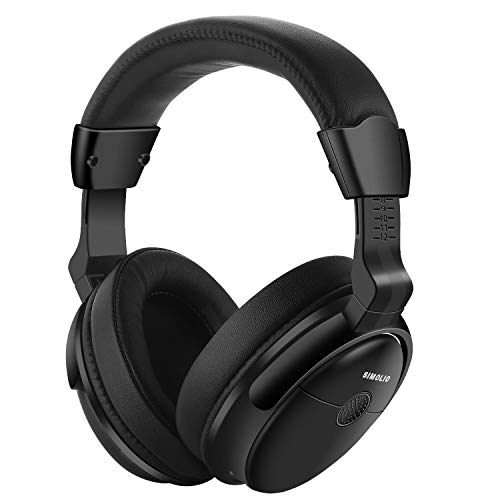 SIMOLIO Wireless TV Headphone Receiver, Replacement Headphone for All...
