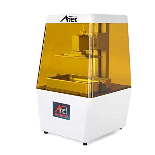 LSJTZ Lichthärtende Harz 3D-Drucker, Rapid Prototyping, hochpräzise Portable, U-Disk offline Druck
