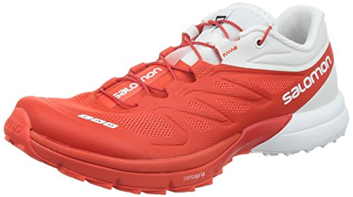 SALOMON S-Lab Sense 4 Ultra Red White Red 44.5