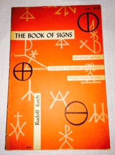 Paperback The Book of Signs Book