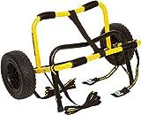 Suspenz Heavy Duty Airless Cart, Yellow