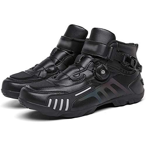 BHHT Zapatillas De Ciclismo para Hombre, Transpirables, Cómodas Y Resistentes Al Desgaste En El Interior, Muy Adecuadas para Carreras De Carretera En Interiores Y Exteriores