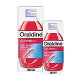 Oraldine Colutorio Antiséptico, 400 Mililitros + 200...