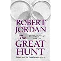 The Great Hunt: Book Two of 'The Wheel of Time' Kindle Edition by Robert Jordan