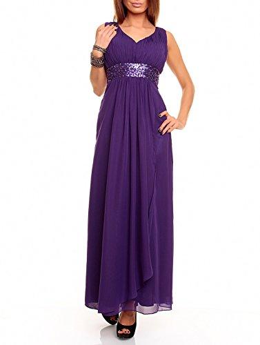 Astrapahl Damen br09111ap Kleid, Violett (Lavendel), 38