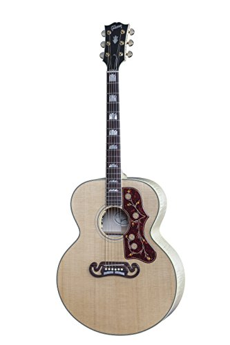 Gibson J-200 Standard  Acoustic-Electric Guitar Antique...