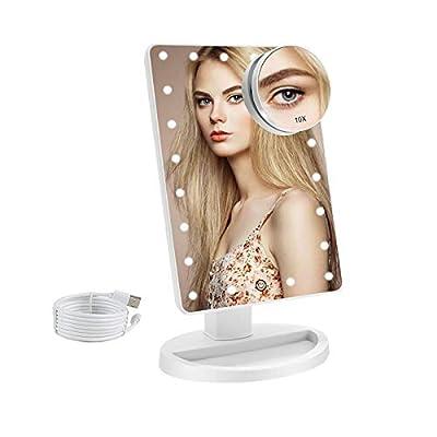 COSMIRROR Lighted Makeup Vanity