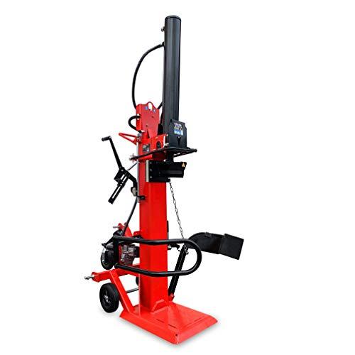 CROSSFER Holzspalter LS22T-PTO / 22 Tonnen Spaltkraft / 110cm Spaltlänge/Zapfwellenantrieb Dreipunkt / 2 Hand Bedienung/Hydraulikspalter nach neuester Norm