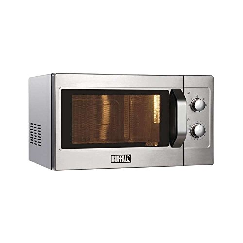 Buffalo Cmwo 1100W Manuale commerciale forno a microonde