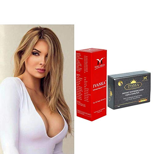 MACARIA VAGINAL Whitening Cream for Intimate Area for Women