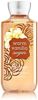 【Bath&Body Works/バス&ボディワークス】 シャワージェル ウォームバニラシュガー Shower Gel Warm Vanilla Sugar 10 fl oz / 295 mL [並行輸入品]
