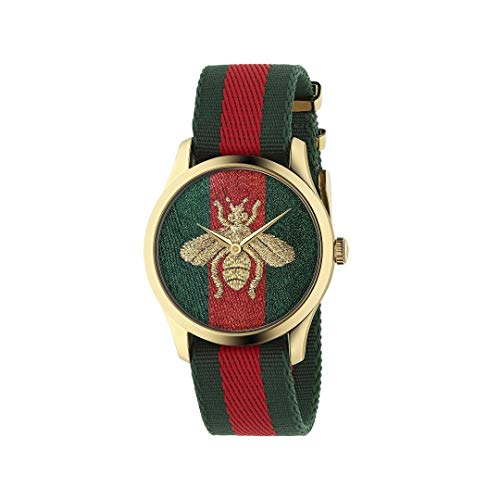 Gucci - Reloj G-Timeless 38 mm YA126487