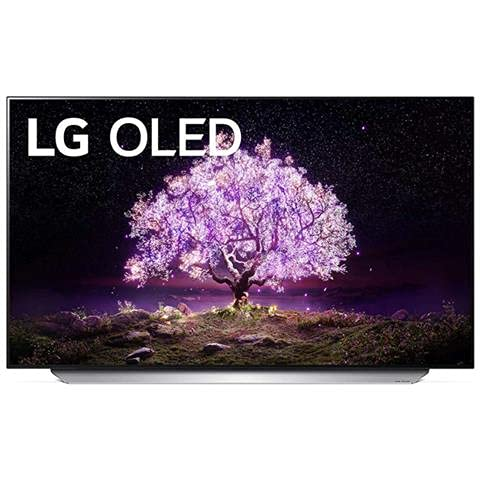 "Lg - TV OLED Ultra HD 4K 55"" OLED55C15LA Smart TV WebOS UltraSlim Vanilla White"