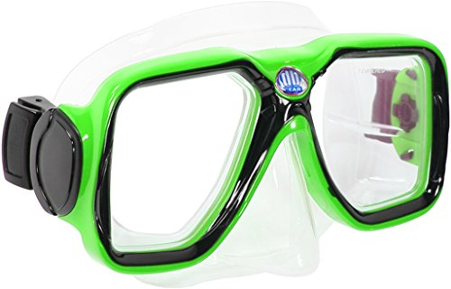 Deep Blue Gear Maui Diving and Snorkeling Mask –, Easy Visibility,...
