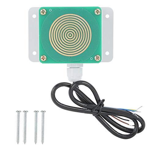 【𝐑𝐞𝐠𝐚𝐥𝐨 𝐝𝐞 𝐍𝐚𝒗𝐢𝐝𝐚𝐝】Sensor de Lluvia y Nieve, Equipo de función de calefacción automática Segura con calefacción Detección de Lluvia y Nieve, Sensibilidad Ajustable Construcción Casa Inv