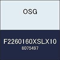 OSG カッター F2260160XSLX10 商品番号 8075497