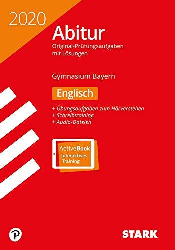 STARK Abiturprüfung Bayern 2020 - Englisch