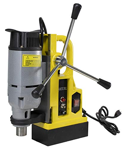 Steel Dragon Tools MD25 Magnetic Drill Press with 1