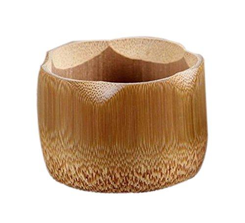 thé bambou créatif charmant tasse Contenants à tasses de bière