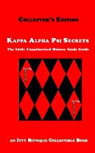Best kappa alpha psi fraternity secrets Reviews