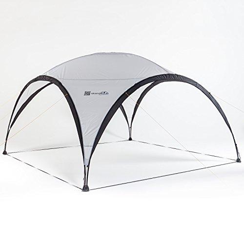 Skandika Event Shelter Ascot Partyzelt Pavillon 365x365cm feuerhemmendes Material